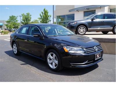 2014 Volkswagen Passat Sedan for sale in Boulder for $24,288 with 2,103 miles.