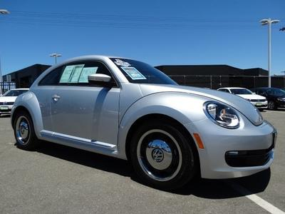 2012 Volkswagen Beetle 2.5L Hatchback for sale in Escondido for $14,995 with 28,721 miles.