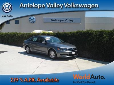 2014 Volkswagen Passat Sedan for sale in Palmdale for $18,387 with 28,719 miles.