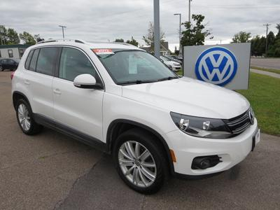 2012 Volkswagen Tiguan S SUV for sale in South Burlington for $23,991 with 35,457 miles.