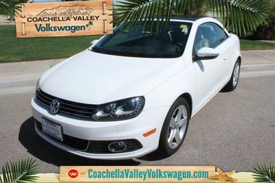 2012 Volkswagen Eos Lux Convertible for sale in Indio for $24,991 with 41,057 miles.