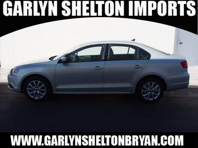 2011 Volkswagen Jetta SE Sedan for sale in Bryan for $13,015 with 48,730 miles.