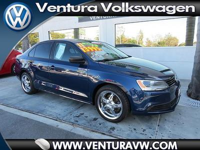 2011 Volkswagen Jetta Sedan for sale in Ventura for $15,000 with 54,726 miles.