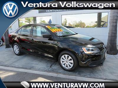 2011 Volkswagen Jetta Sedan for sale in Ventura for $14,995 with 42,075 miles.