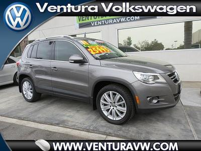 2011 Volkswagen Tiguan SEL SUV for sale in Ventura for $28,000 with 40,749 miles.