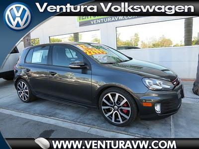 2012 Volkswagen GTI Hatchback for sale in Ventura for $22,995 with 32,724 miles.