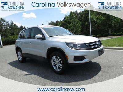 2013 Volkswagen Tiguan SUV for sale in Charlotte for $18,097 with 34,132 miles.
