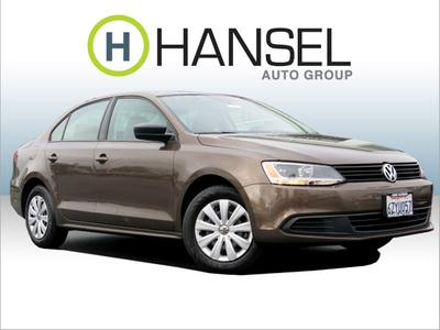 2013 Volkswagen Jetta S Sedan for sale in Santa Rosa for $15,500 with 4,600 miles.