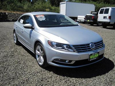 2013 Volkswagen CC 2.0T Sport Sedan for sale in Port Angeles for $23,995 with 34,837 miles.