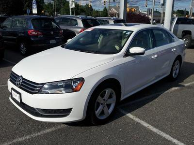 2013 Volkswagen Passat Sedan for sale in Stratford for $22,480 with 11,838 miles.