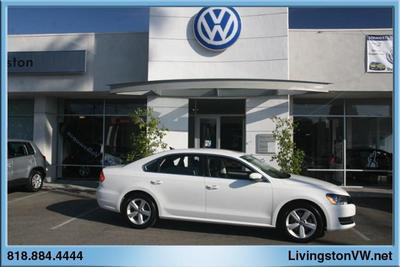 Used 2013 Volkswagen Passat - Los Angeles CA