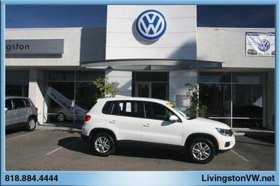 Used 2013 Volkswagen Tiguan - Los Angeles CA