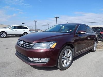 2012 Volkswagen Passat 2.0 TDI SEL Premium Sedan for sale in Tulsa for $27,450 with 29,625 miles.