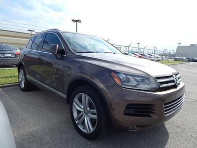 2012 Volkswagen Touareg SUV for sale in Tulsa for $40,950 with 35,484 miles.
