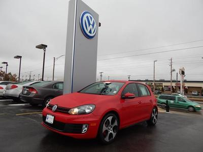 2011 Volkswagen GTI 4-Door Hatchback for sale in Tulsa for $20,952 with 29,908 miles.