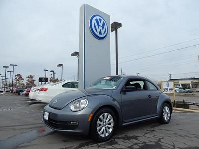 2013 Volkswagen Beetle 2.5L Hatchback for sale in Tulsa for $17,950 with 20,540 miles.