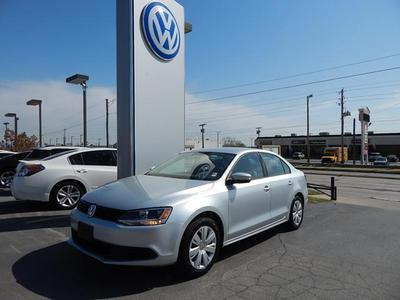 2014 Volkswagen Jetta SE Sedan for sale in Tulsa for $18,451 with 12,213 miles.