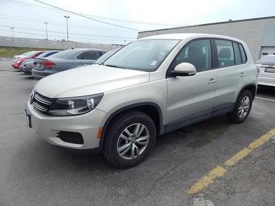 2013 Volkswagen Tiguan S SUV for sale in Tulsa for $21,950 with 26,317 miles.