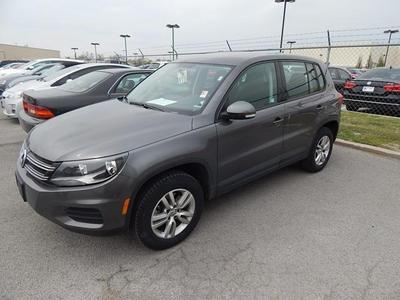 2014 Volkswagen Tiguan S SUV for sale in Tulsa for $22,951 with 15,419 miles.