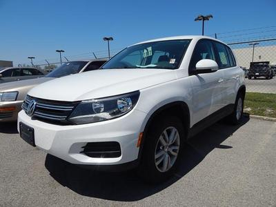 2014 Volkswagen Tiguan S SUV for sale in Tulsa for $24,951 with 15,887 miles.