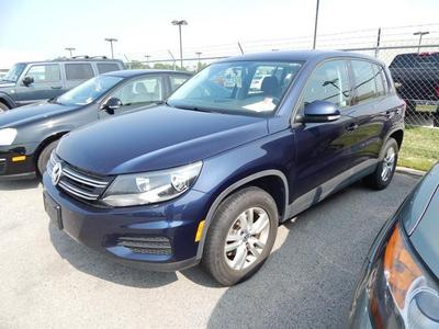2014 Volkswagen Tiguan S SUV for sale in Tulsa for $24,550 with 19,023 miles.