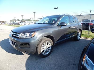 2014 Volkswagen Touareg SUV for sale in Tulsa for $36,550 with 20,134 miles.