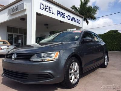 2012 Volkswagen Jetta SE Sedan for sale in Miami for $16,900 with 35,716 miles.