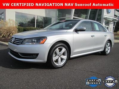 2013 Volkswagen Passat Sedan for sale in Norristown for $22,450 with 6,748 miles.