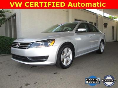 2013 Volkswagen Passat Sedan for sale in Norristown for $19,900 with 8,535 miles.