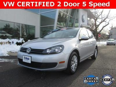 Used 2012 Volkswagen Golf - Norristown PA