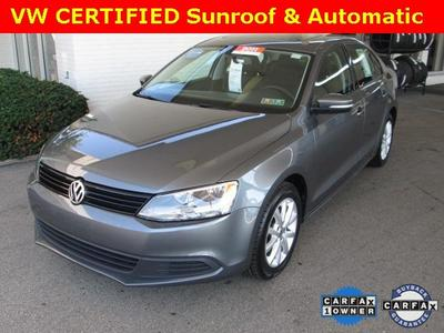2011 Volkswagen Jetta SE Sedan for sale in Norristown for $14,899 with 24,378 miles.
