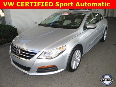 2012 Volkswagen CC Sedan for sale in Norristown for $19,890 with 23,903 miles.