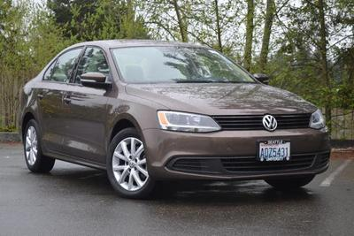 2011 Volkswagen Jetta SE Sedan for sale in Seattle for $13,994 with 42,298 miles.