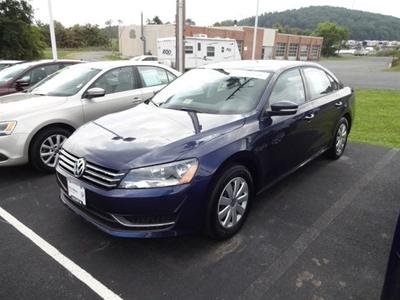 2013 Volkswagen Passat 2.5 S Sedan for sale in Staunton for $17,800 with 40,040 miles.