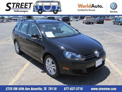 2013 Volkswagen Jetta SportWagen TDI Wagon for sale in Amarillo for $25,995 with 31,018 miles.