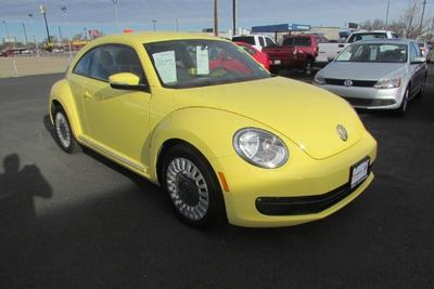 2013 Volkswagen Beetle 2.5L Hatchback for sale in Amarillo for $18,494 with 7,214 miles.