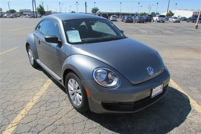 2013 Volkswagen Beetle Hatchback for sale in Amarillo for $16,995 with 37,534 miles.