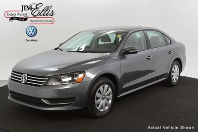 2013 Volkswagen Passat Sedan for sale in Atlanta for $15,573 with 16,627 miles.