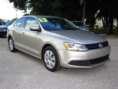 2013 Volkswagen Jetta SE Sedan for sale in Port Charlotte for $14,227 with 30,145 miles.