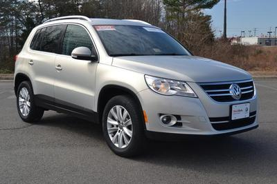 2009 Volkswagen Tiguan SE SUV for sale in Fredericksburg for $14,999 with 67,779 miles.
