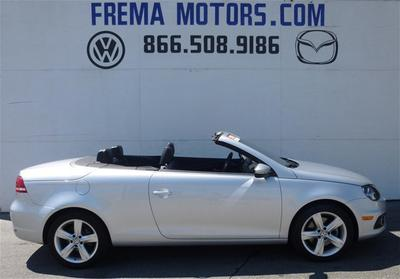 2012 Volkswagen Eos Lux Convertible for sale in Goldsboro for $27,350 with 26,769 miles.