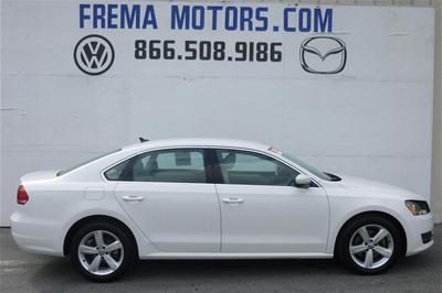 2013 Volkswagen Passat Sedan for sale in Goldsboro for $25,025 with 37,614 miles.