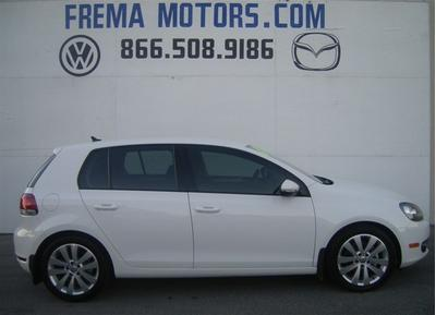 2013 Volkswagen Golf TDI Hatchback for sale in Goldsboro for $23,875 with 22,229 miles.