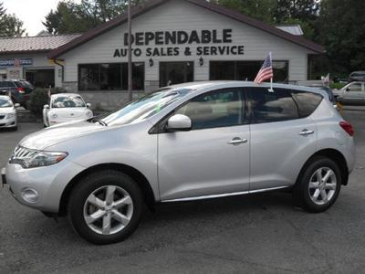 2009 Nissan Murano SL SUV for sale in Binghamton for $25,995 with 23,167 miles.
