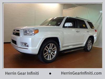 2010 Toyota 4Runner Limited SUV for sale in Jackson for $32,302 with 39,772 miles.
