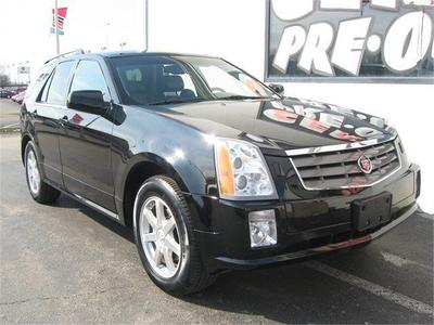 new and used cadillac srx for sale u s news world report. Black Bedroom Furniture Sets. Home Design Ideas
