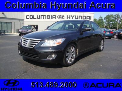 2009 Hyundai Genesis 3.8 Sedan for sale in Cincinnati for $34,995 with 19,044 miles.