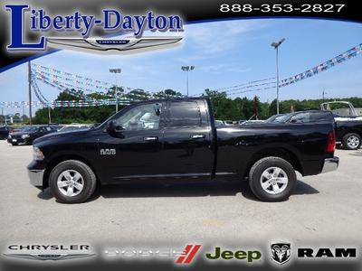2013 RAM 1500 SLT Crew Cab Pickup for sale in Liberty for $25,515 with 16,685 miles.