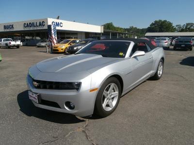 2012 Chevrolet Camaro 1LT Convertible for sale in Marianna for $29,800 with 19,924 miles.