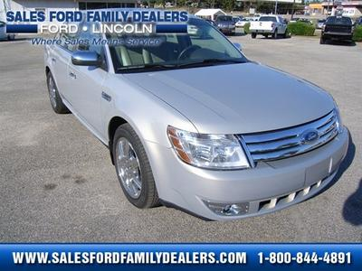 2009 Ford Taurus Limited Sedan for sale in Monroeville for $18,500 with 39,575 miles.